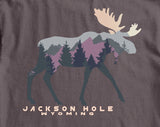 Long-Sleeve Hitchhiker Moose