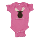 Teddy Moose Onesie