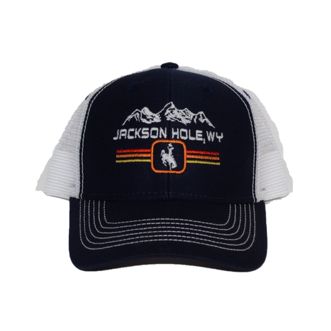Kid Lowdown Teton Bronco Hat