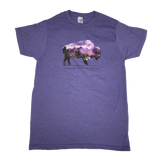 Ladies Wooded Buffalo