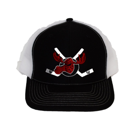 Moose Hockey Hat