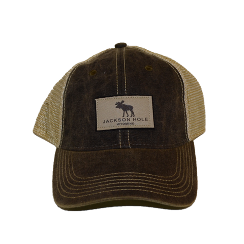 JH Moose Patch Hat