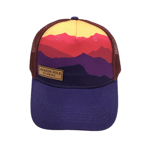 Mountain Series Trucker Hat