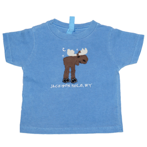 Toddler Night Sky Moose
