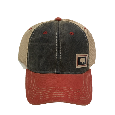 Offset Trucker Hat
