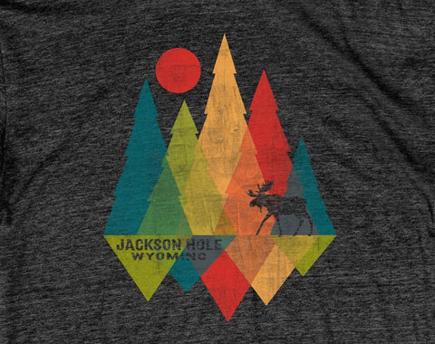 Long-Sleeve Shard Mountain
