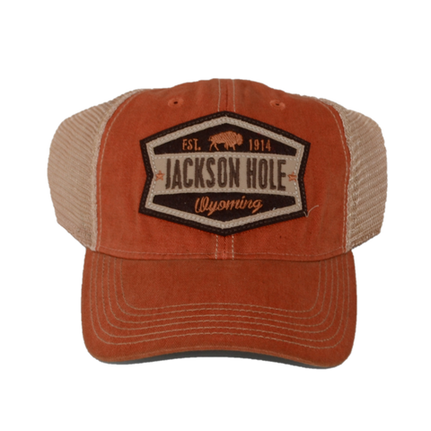 JH Wedge Trucker