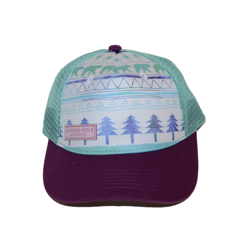 Youth Denali Trucker Hat