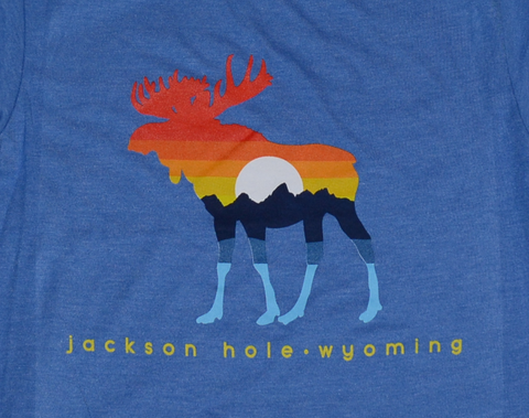 Kids Teton Moose