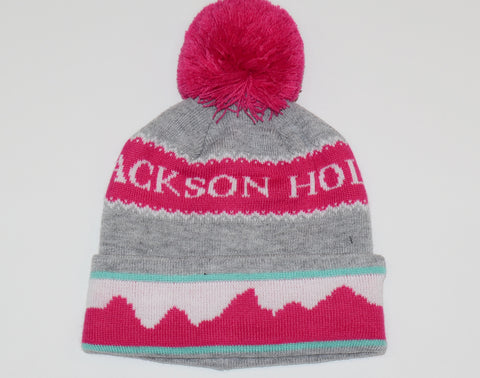 Youth Beanie - Pink