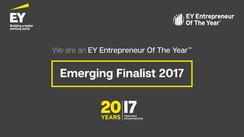 EY Entrepreneur of the Year Emerging Finalist