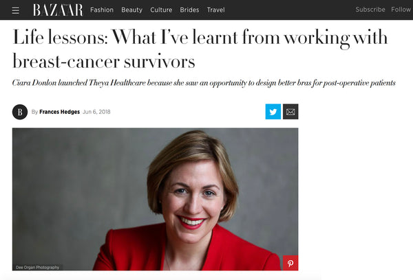 Life lessons: What I've learnt from working with breast-cancer survivors