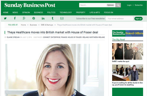 theya on business post.ie