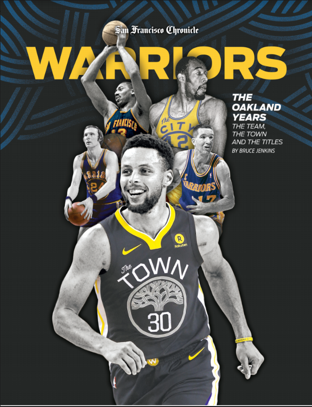 outlet store e3a33 8850f 2018 Warriors Magazine: The Oakland Years - San Francisco ...