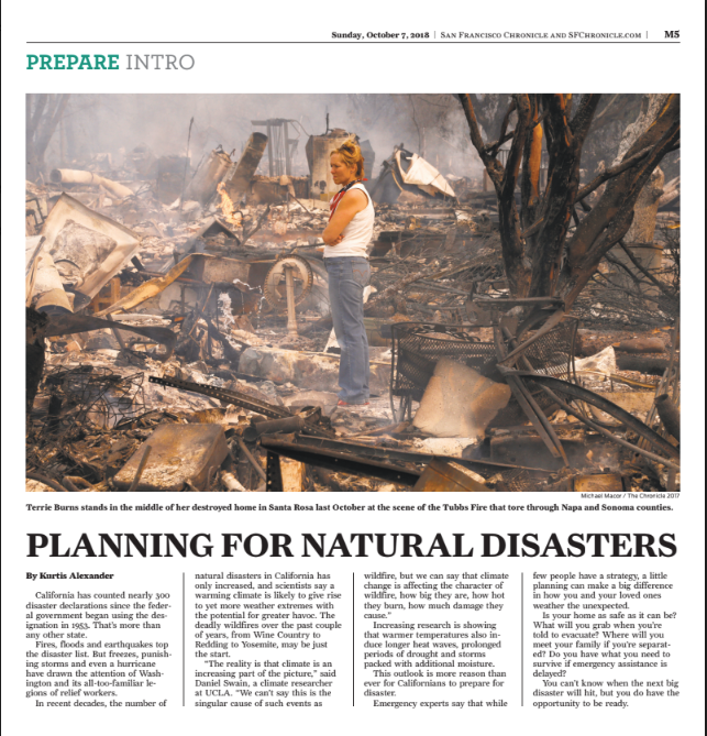 San Francisco Chronicle online store