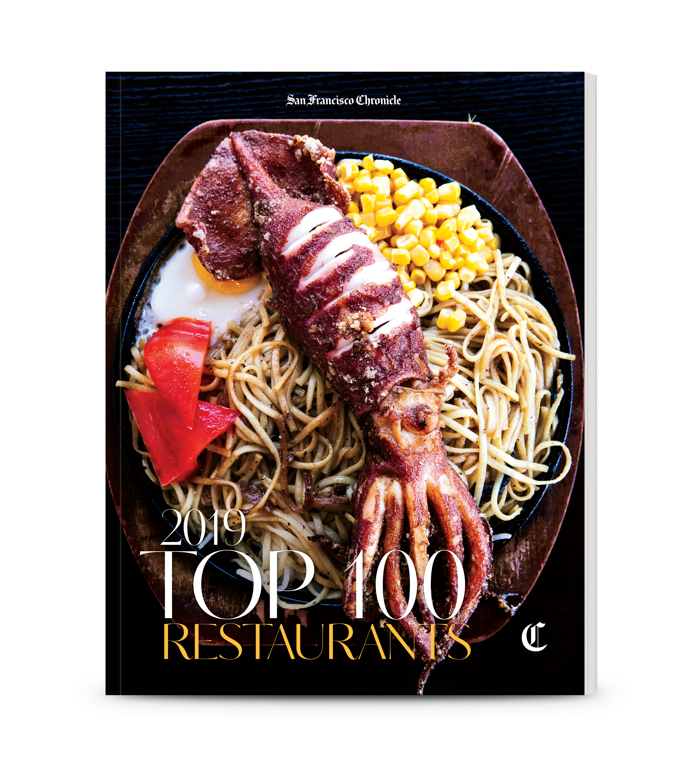 San Francisco Chronicle Top 100 Restaurants 2019