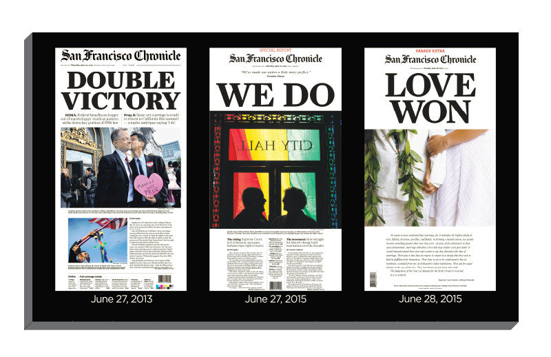 Online magazine about same sex marriage