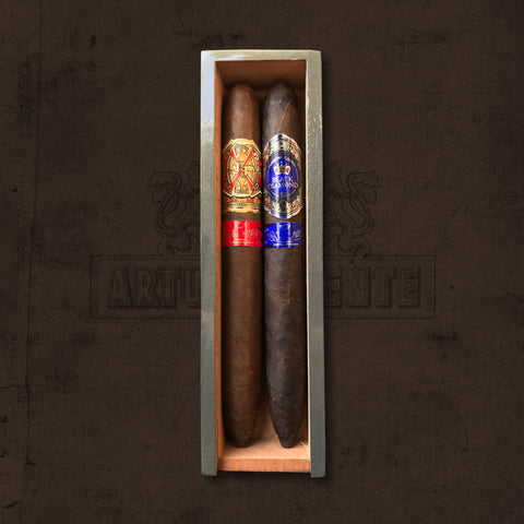 "2016 Toast Across America (Opus & Diamond Crown ""Black Diamond"") 2 Cigar Pack by Arturo Fuente"