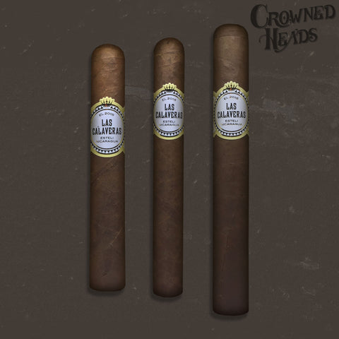 Crowned Heads Las Calaveras Sampler 2015