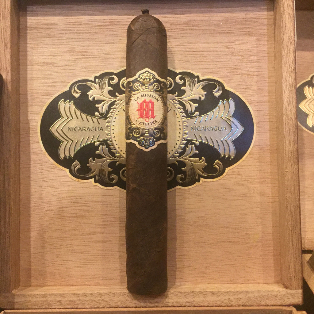 La Mission Toro 1989 Cigar by L'Atelier