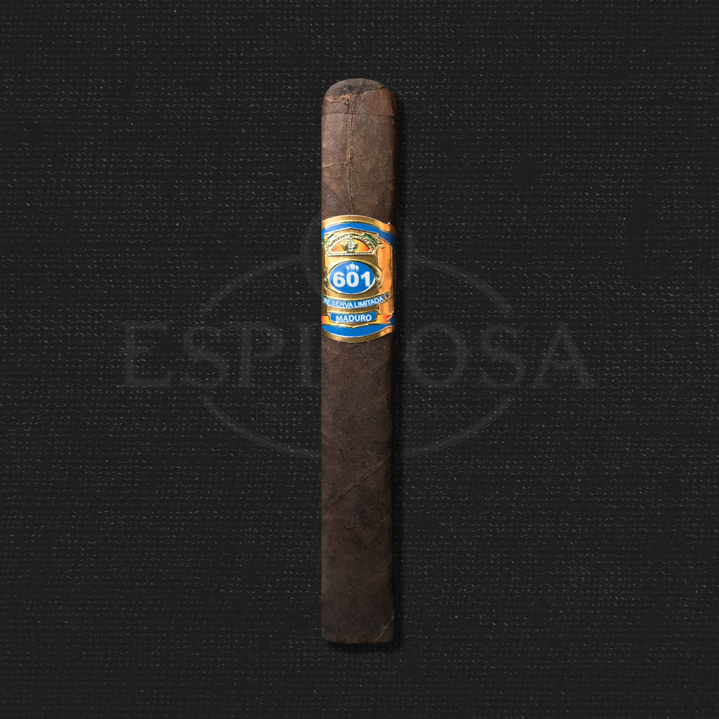 601 Maduro Blue Robusto (5.25 x 52) Cigar by Espinosa Cigars