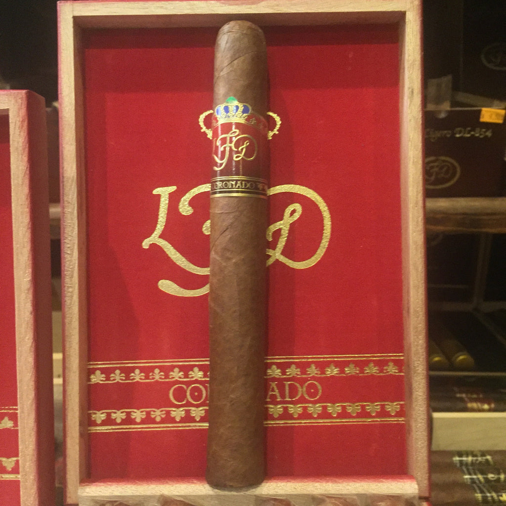 NEW Coronado Double Toro Cigar by La Flor Dominicana