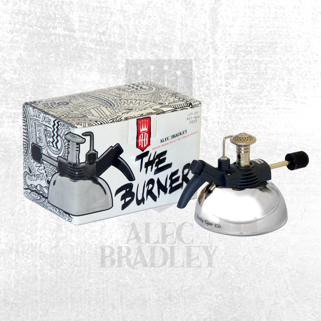 Alec Bradley Burner Tabletop lighter