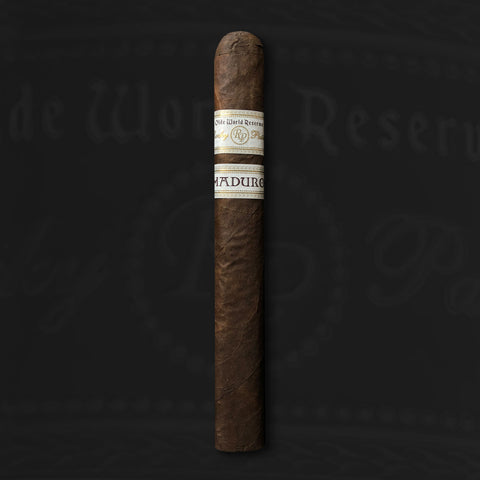 Olde World Reserve Maduro Toro (6.5 x 52) Cigar by Rocky Patel Cigars
