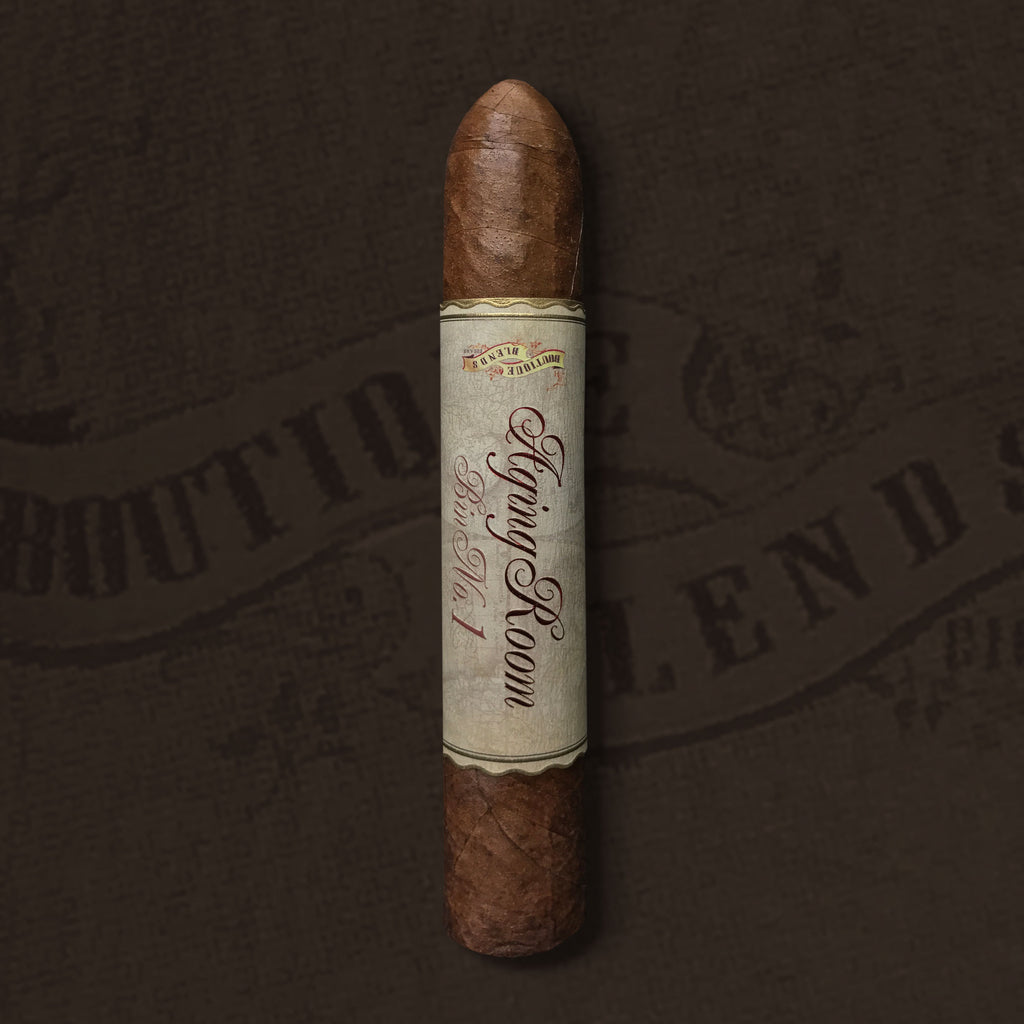 "Aging Room Small Batch Bin No. 1 ""G Major"" Belicoso (6.25 x 63) Cigar by Boutique Blends"