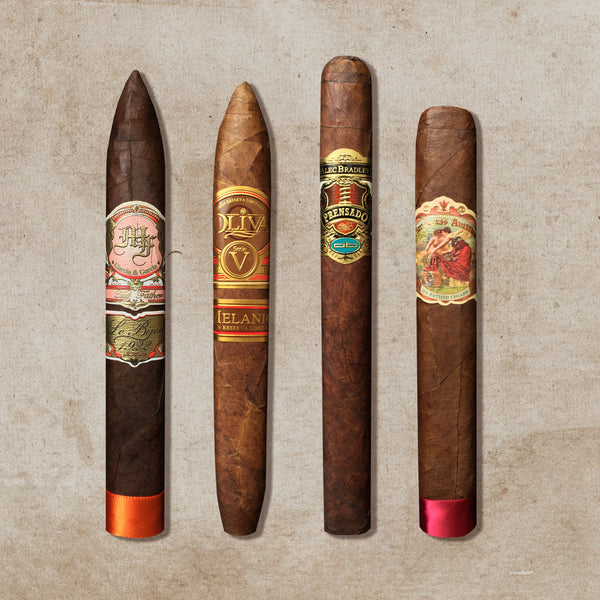 The Number 1's Sampler Pack