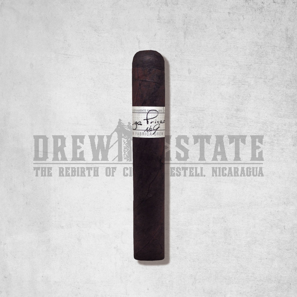 Liga Privada #9 Robusto Cigar by Drew Estate