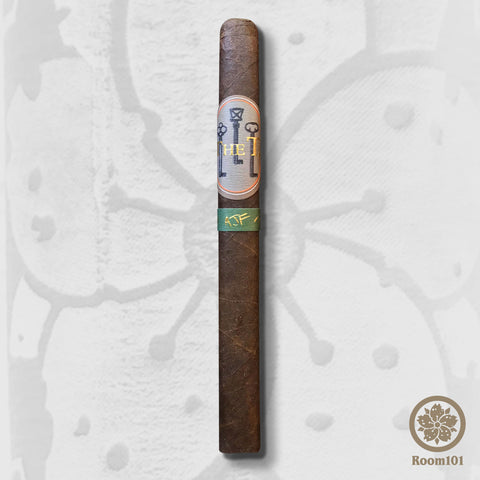 The T Lonsdale (6.5 x 44) Cigar by Room 101, Caldwell Cigar Co & AJ Fernandez