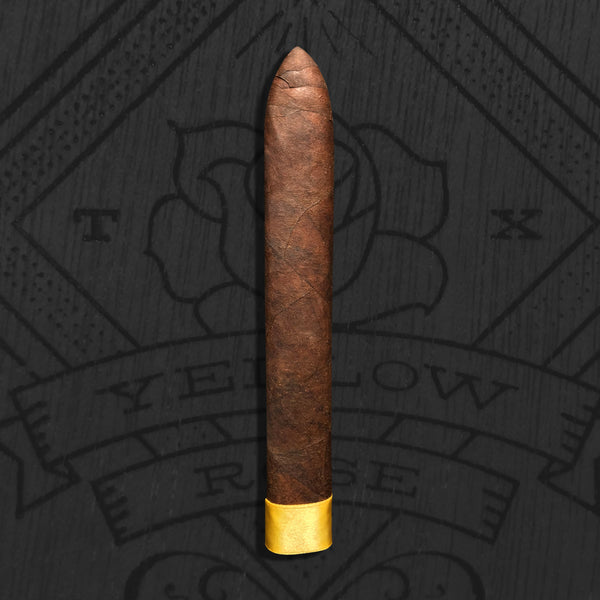 Yellow Rose Torpedo (6 x 54) Cigar by Crowned Heads