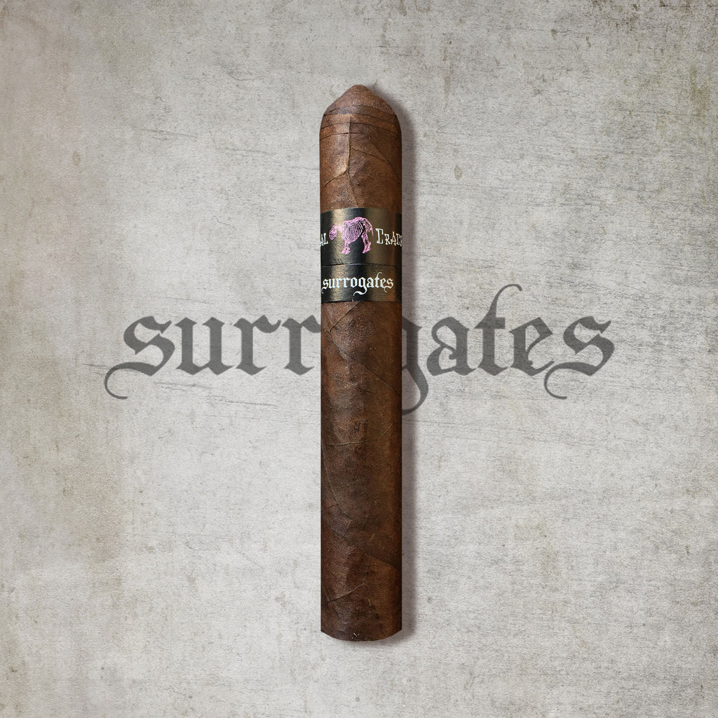 Animal Cracker Surrogates Cigar (6 x 60) by Pete Johnson