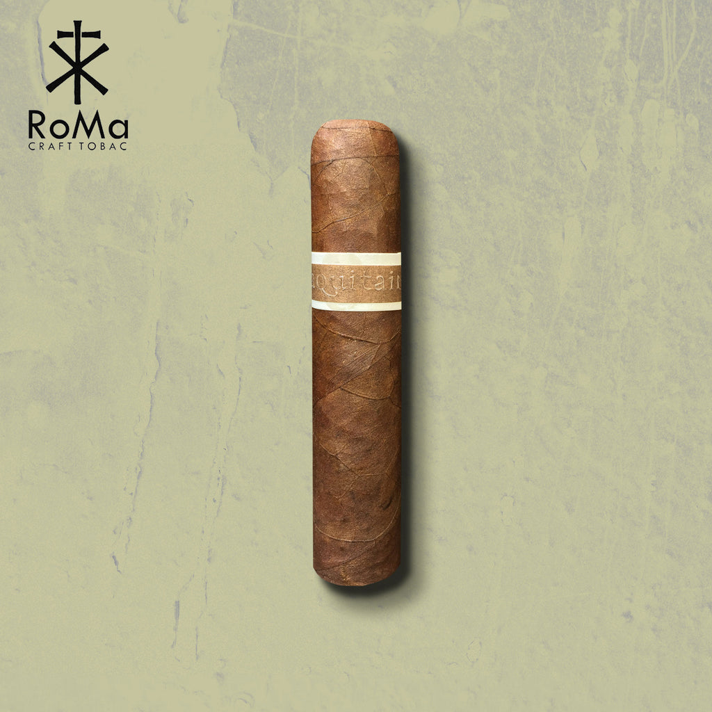 "Aquitaine ""The Knuckle Dragger"" (4 x 52 Petit Robusto) Cigar by RoMa Craft Cigars"