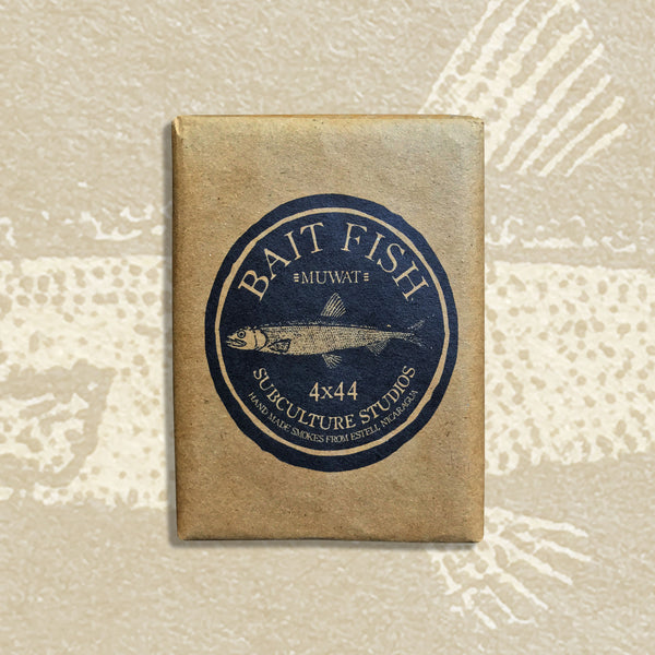 MUWAT Bait Fish Pack (5 Cigars, 4 x 44) by Drew Estate