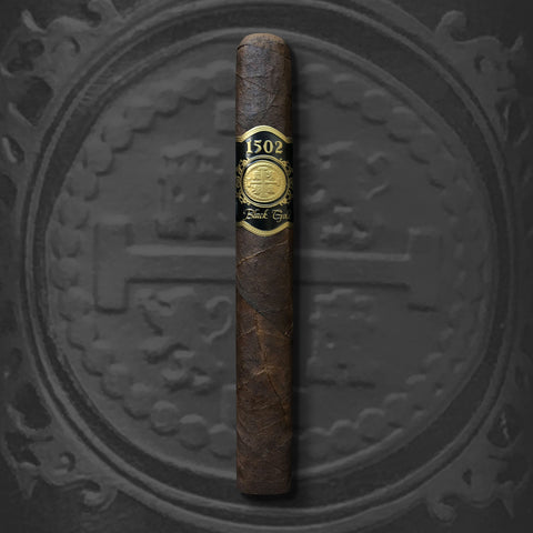 1502 Black Gold Toro (6 x 50) Cigar by 1502