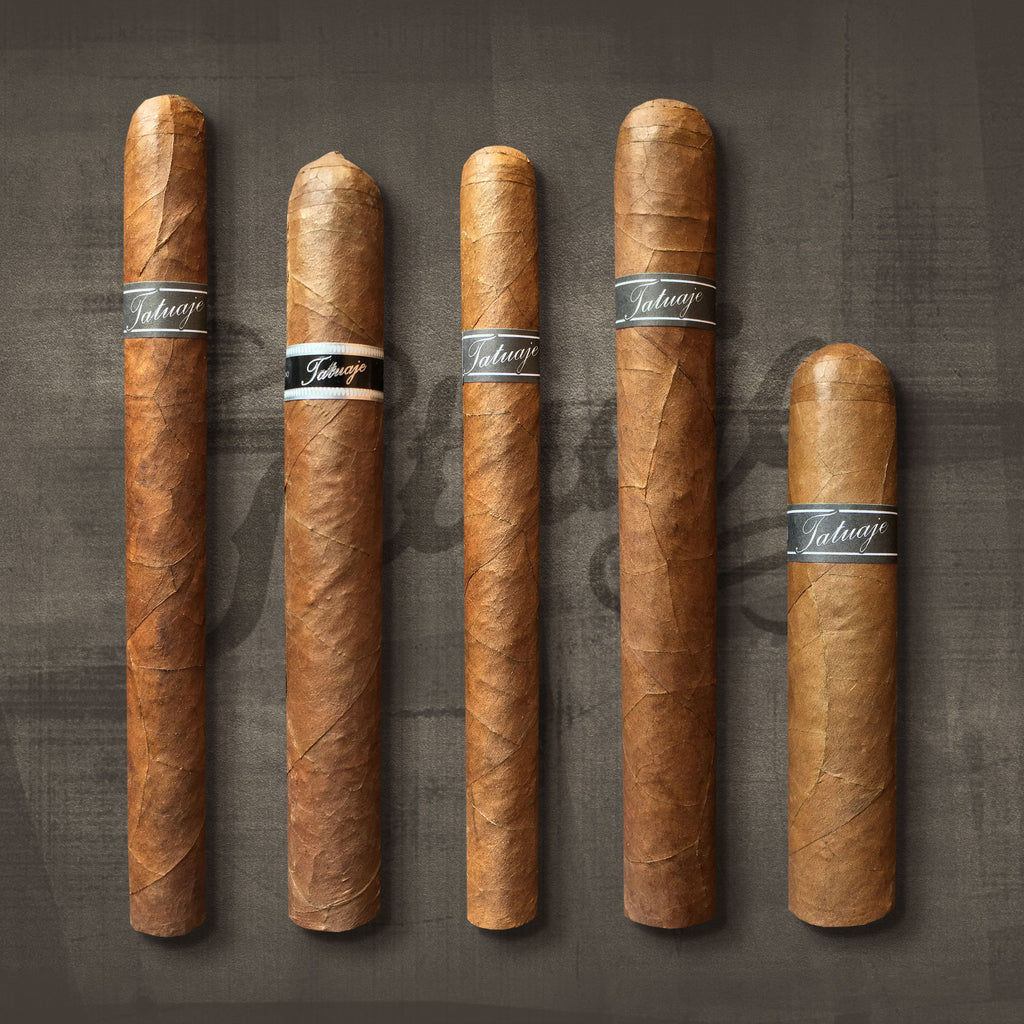 Tatuaje Black Label Sampler (5 Cigars)