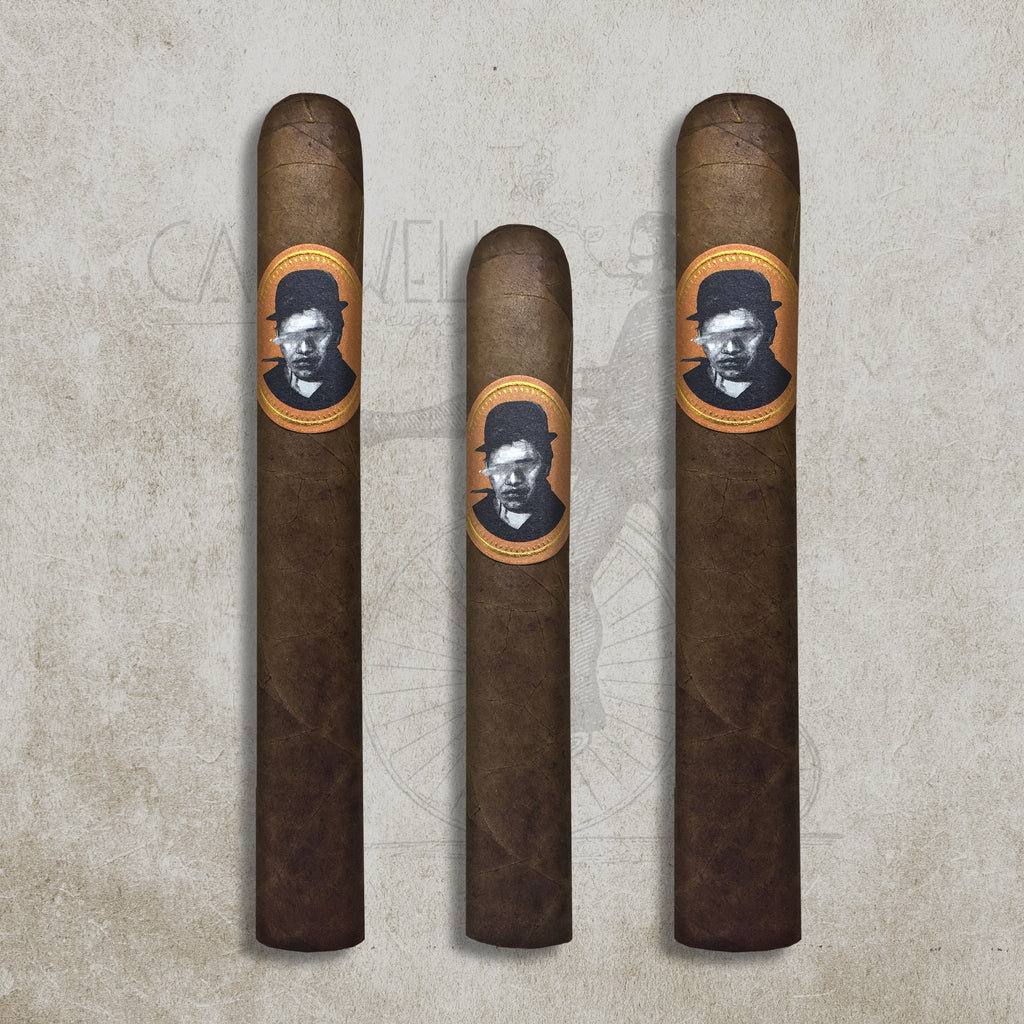 Blind Man's Bluff 3 Cigar Sampler by Caldwell Cigars