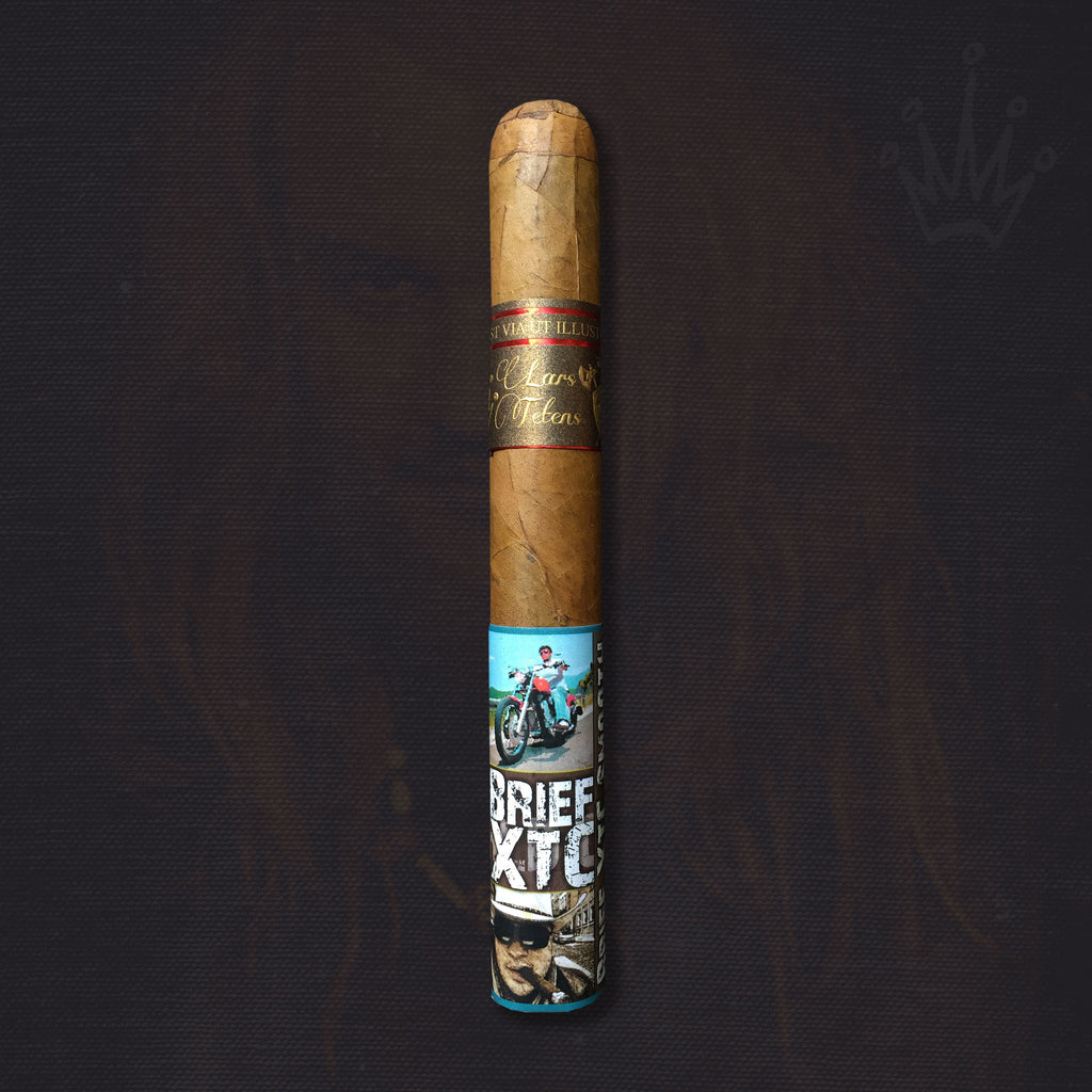 Lars Tetens Brief XTC Cigar (Infused, Toro, Mild)