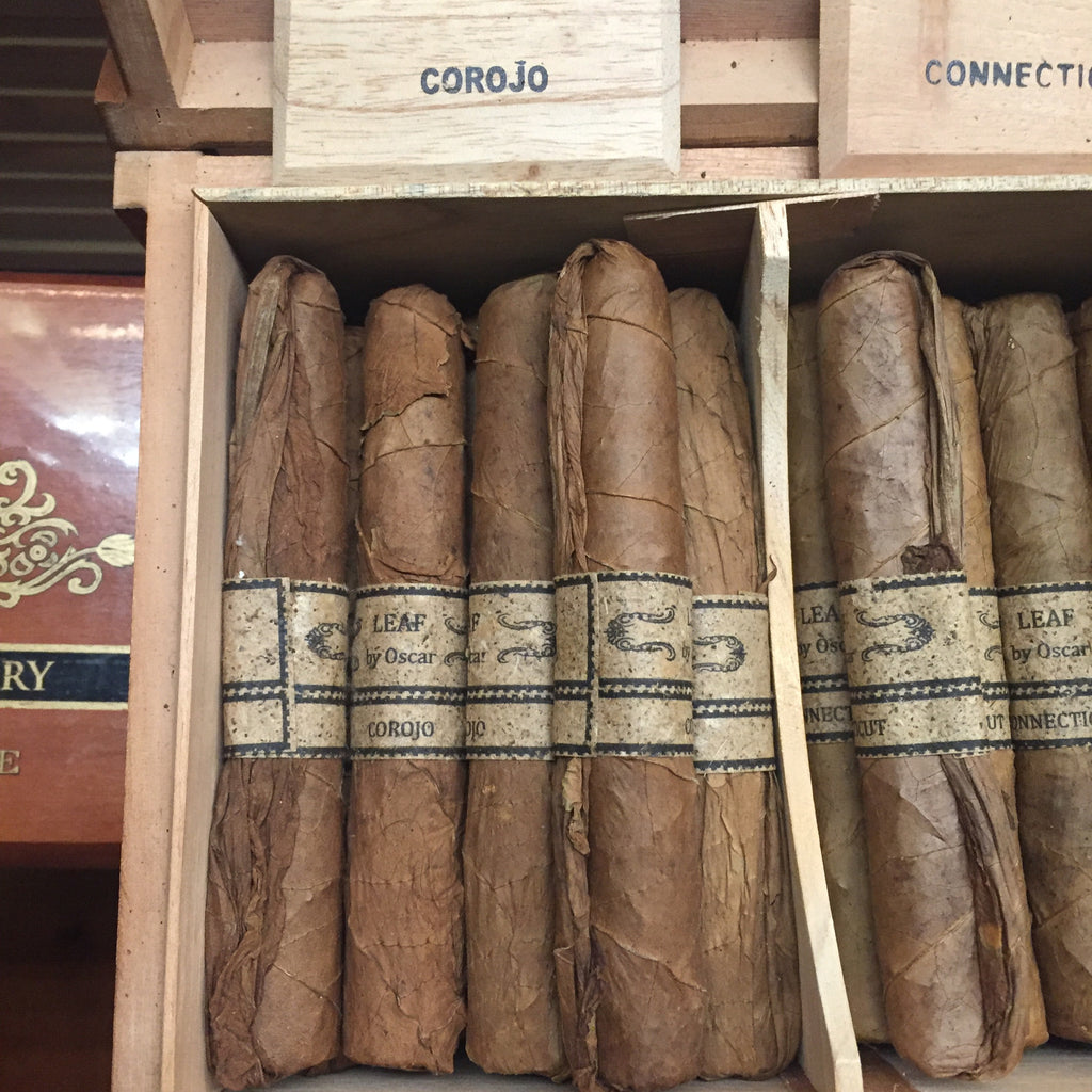 Leaf by Oscar Corojo Cigar