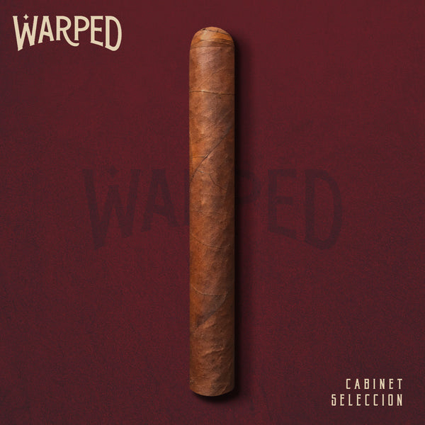 Warped Cabinet Seleccion Lirio Rojo Cigar (5.5 x 44) by Warped Cigars