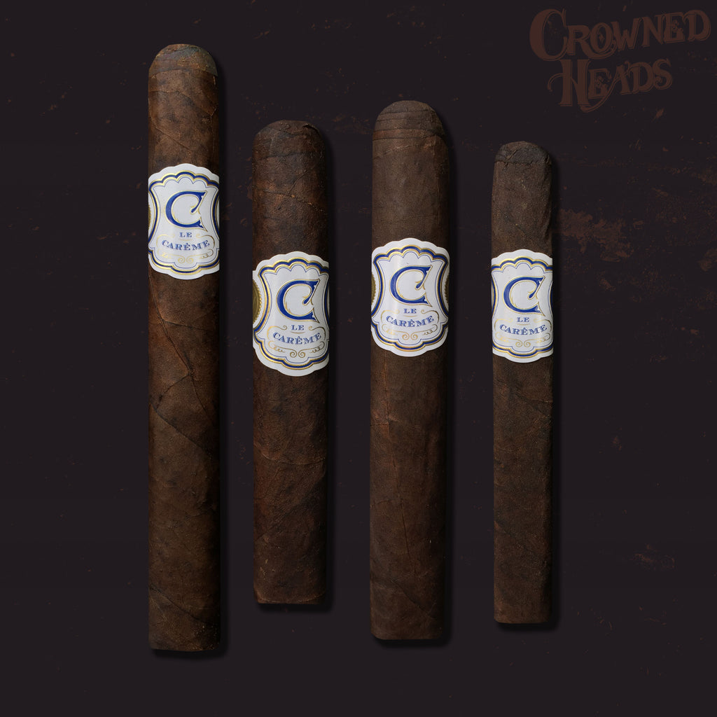 Limited Time DEAL! La Careme 4 Cigar Sampler by Crowned Heads