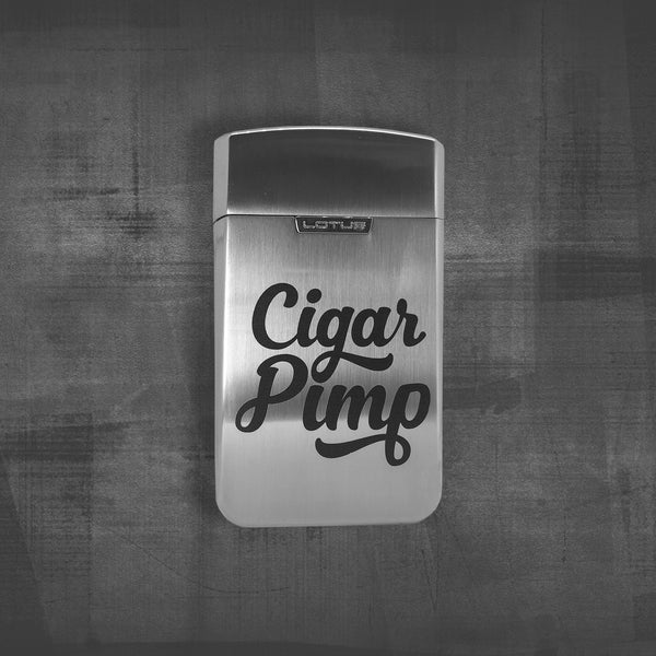 INTRODUCTORY PRICE!! CigarPimp Lighter by Lotus Lighters