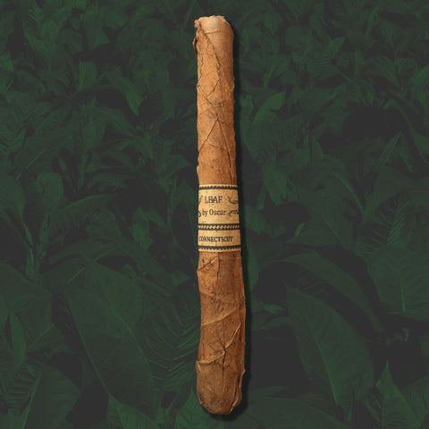 Leaf Lancero Connecticut Cigar by Leaf by Oscar