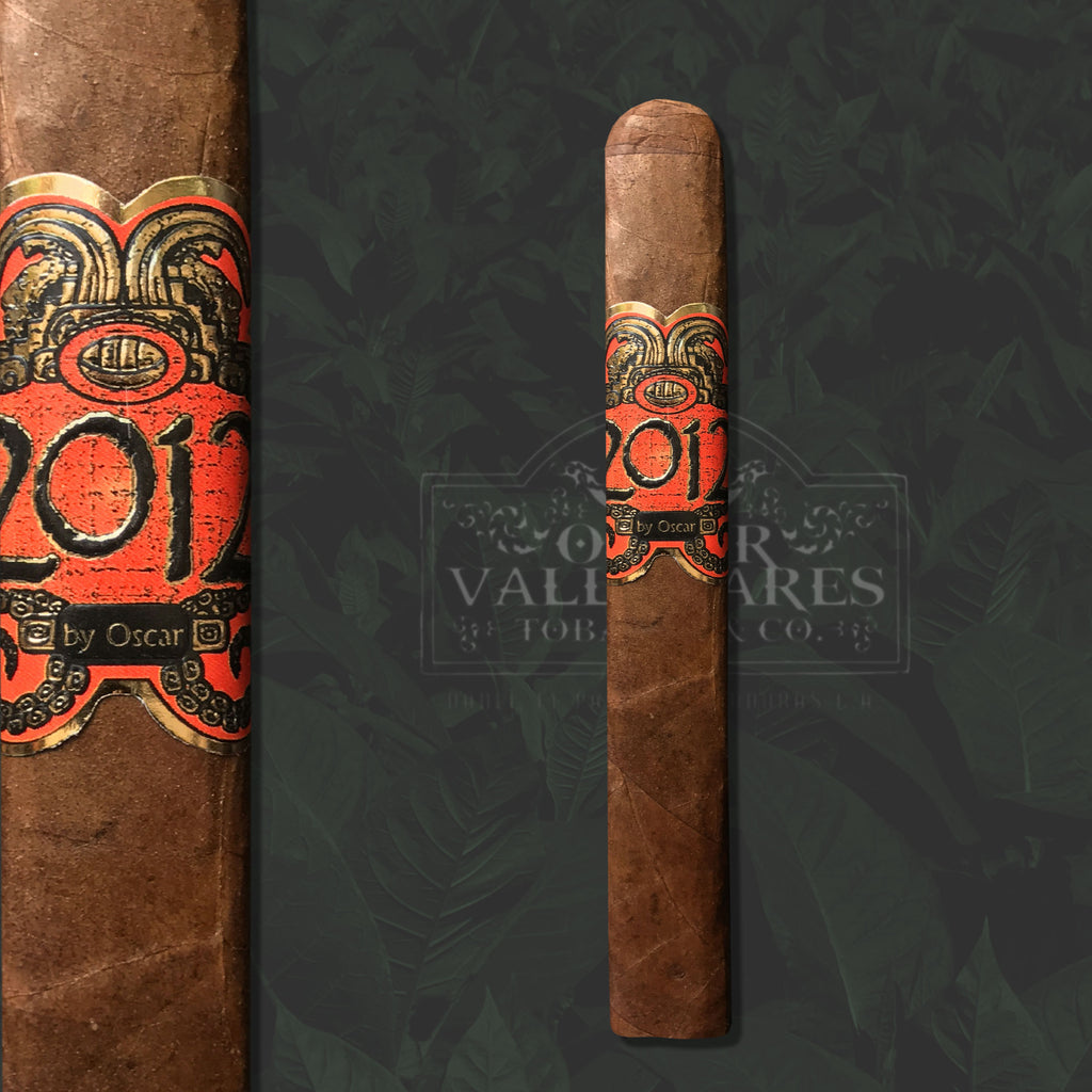 2012 by Oscar Rebirth Edition Corojo Toro (6 x 52) by Oscar