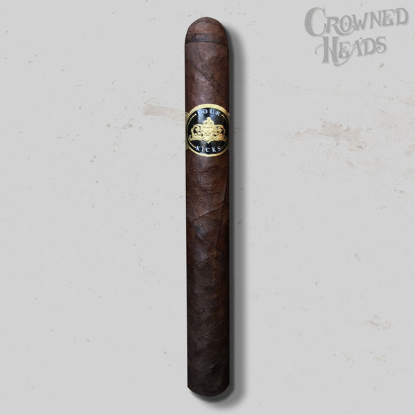 Four Kicks Maduro Corona Gorda (5.625 x 46) Cigar by Crowned Heads