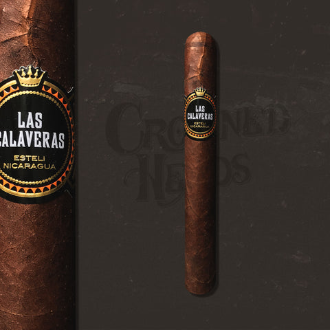 Las Calaveras 2017 LC46 Corona (5.625 x 46) Cigar by Crowned Heads