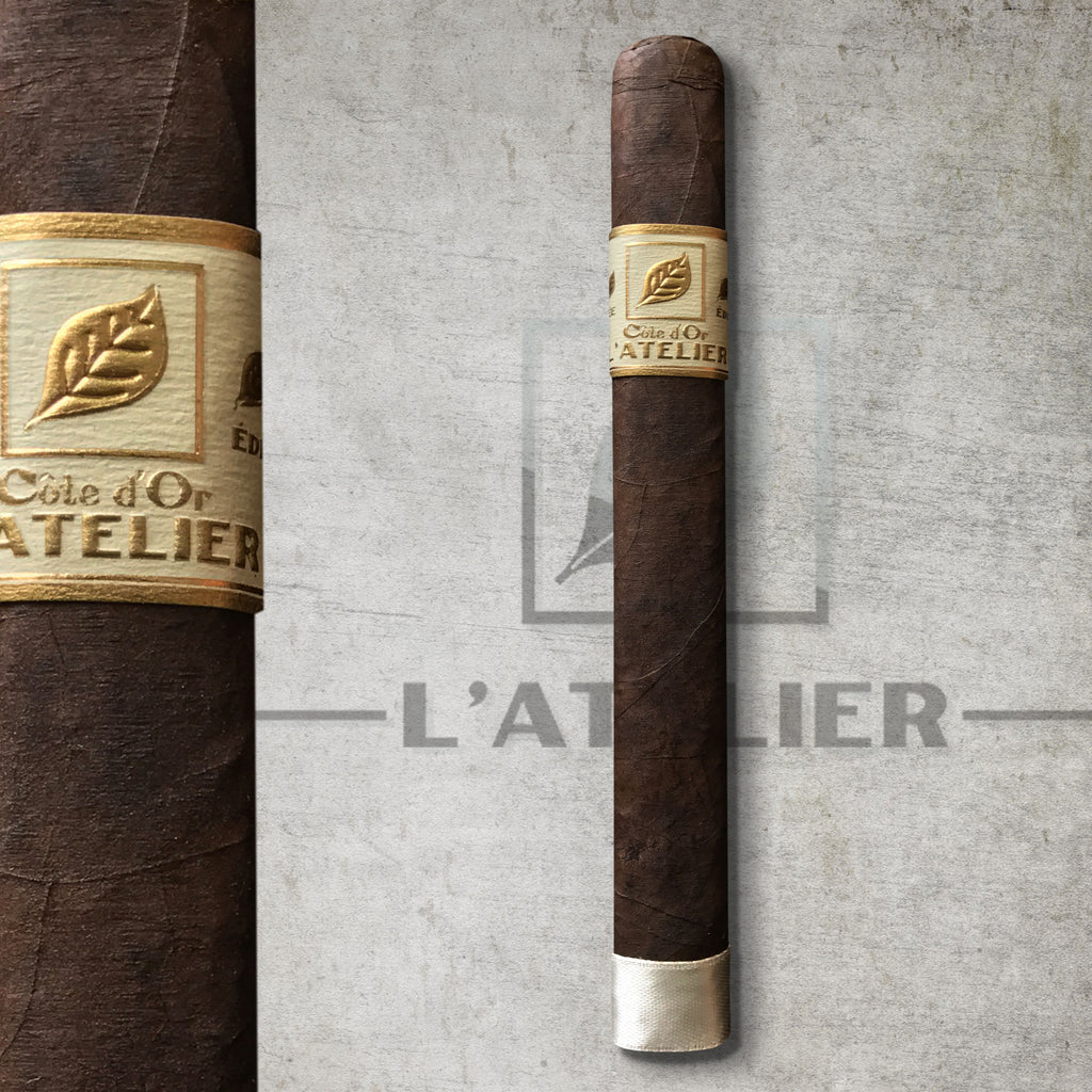 2017 Cote D'or Churchill (7 x 47 box pressed) Cigar by L'Atelier Cigars (LIMITED EDITION)