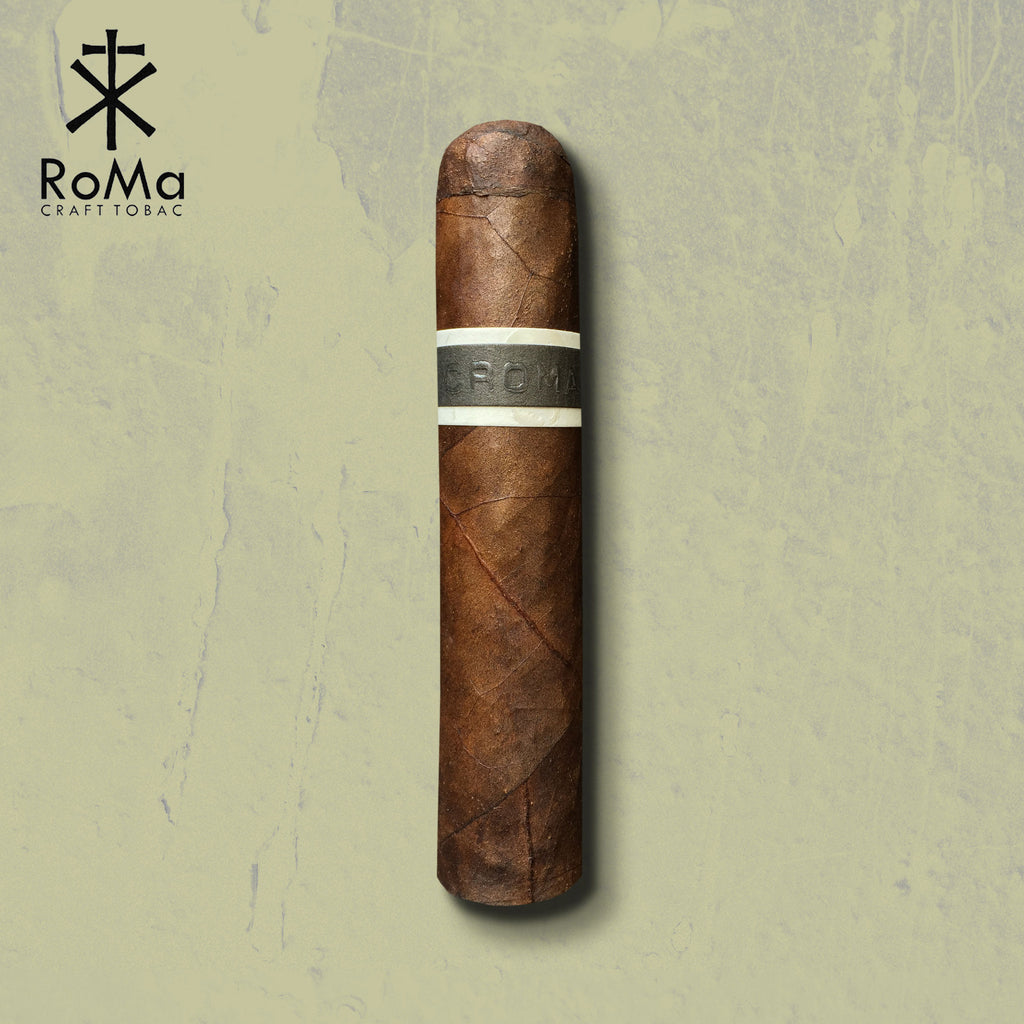 "CroMagnon ""The Knuckle Dragger"" (4 x 52 Petit Robusto) Cigar by RoMa Craft Cigars"
